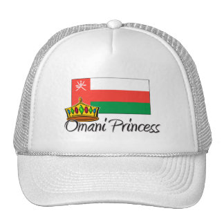 Omani Princess Trucker Hat