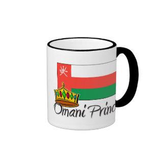 Omani Princess Mugs