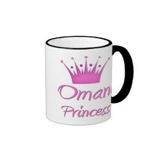 Omani Princess Mug