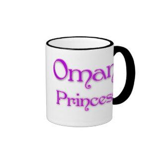 Omani Princess Coffee Mugs