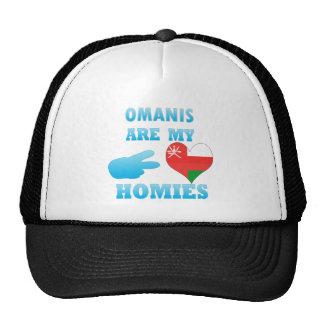 Omanis are my Homies Hats