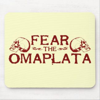 Omaplata Mouse Pad