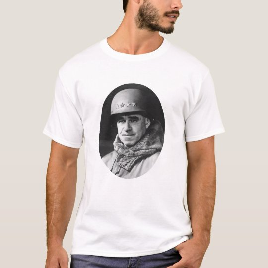 Omar Bradley and Quote T-Shirt