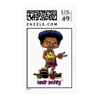 Omar Money™ Postage