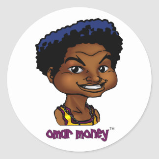 Omar Money™ Sticker