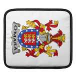 O'Mara Family Crest Sleeves For iPads