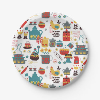 Oma's Kitchen Plate