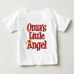 Oma's Little Angel T-shirt