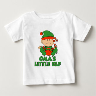 Oma's Little Elf Infant T-shirt