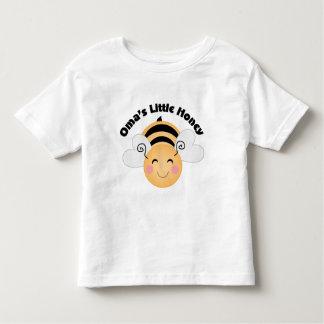 Omas Little Honey Toddler T-shirt