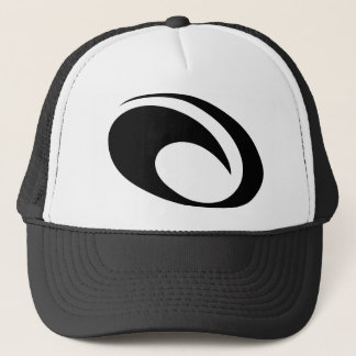 OMaui Wave Logo Trucker Hat