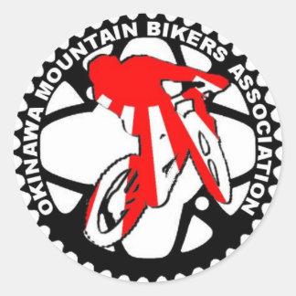 OMBA Sticker