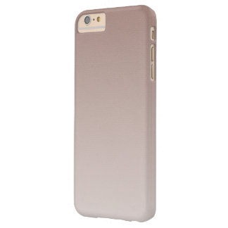 Ombre (82 - 32) Faux Paper Texture Barely There iPhone 6 Plus Case