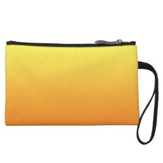 Ombre amarillo y anaranjado