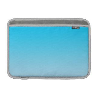 Ombre azul fundas MacBook