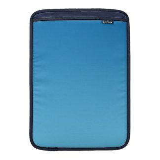 Ombre azul marino fundas macbook air
