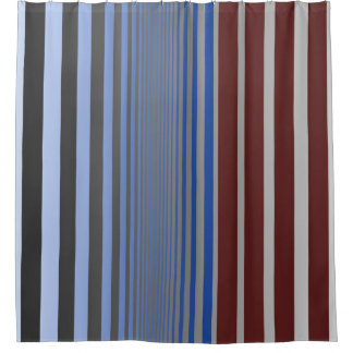 Curtains Ideas blue ombre shower curtain : Blue Ombre Shower Curtains | Zazzle