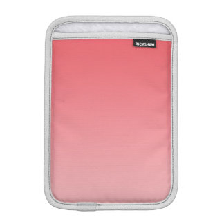 Ombre coralino funda de iPad mini