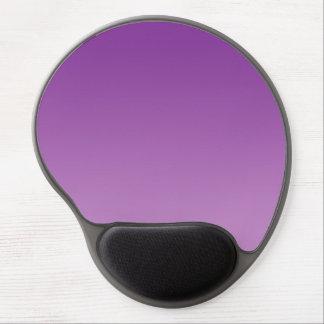 """""""Ombre púrpura"""" Alfombrilla De Ratón Con Gel"""