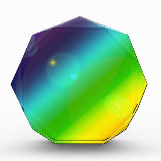 ombre rainbow award