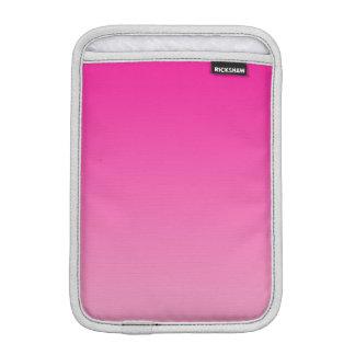Ombre rosado funda de iPad mini