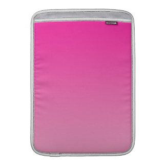 Ombre rosado fundas MacBook