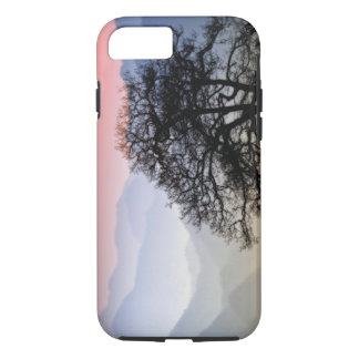 Ombre Sunset Smoky Mtns Blue Ridge Parkway Ridges iPhone 7 Case