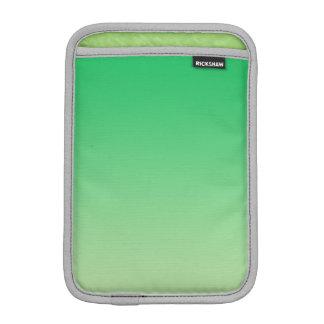 Ombre verde fundas iPad mini