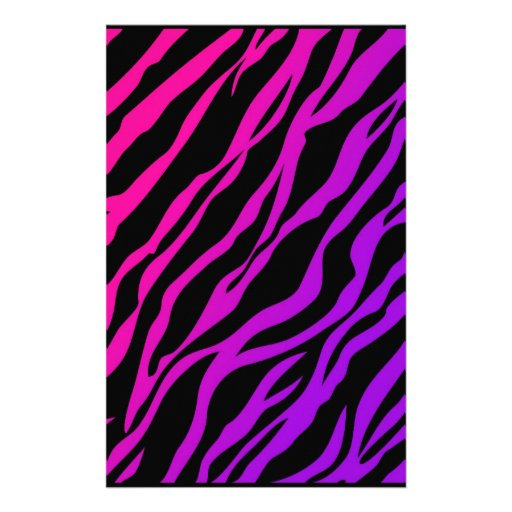 HD wallpapers zebra print stationery