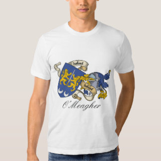 O'Meagher Family Crest Shirt