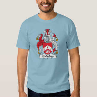 O'Meehan Family Crest T Shirt