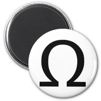 Omega 2 Inch Round Magnet