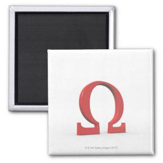 Omega 2 Inch Square Magnet