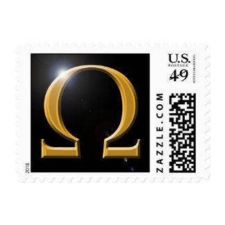 omega 2 postage