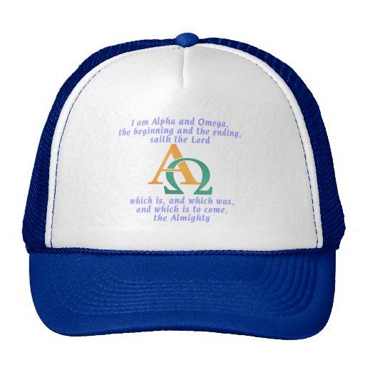 Omega alfa gorras