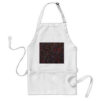 Omega Centauri Globular Star Cluster NGC 5139 Apron
