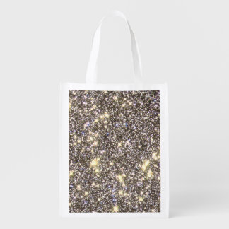 Omega Centauri - Space, Stars - STSci PRC01 33 Reusable Grocery Bags