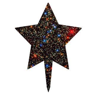 Omega Centauri Star Cluster Cake Toppers