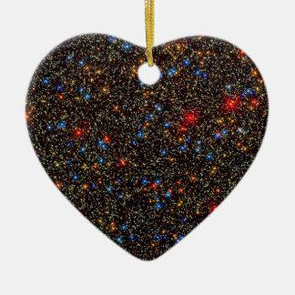 Omega Centauri Star Cluster Ceramic Ornament