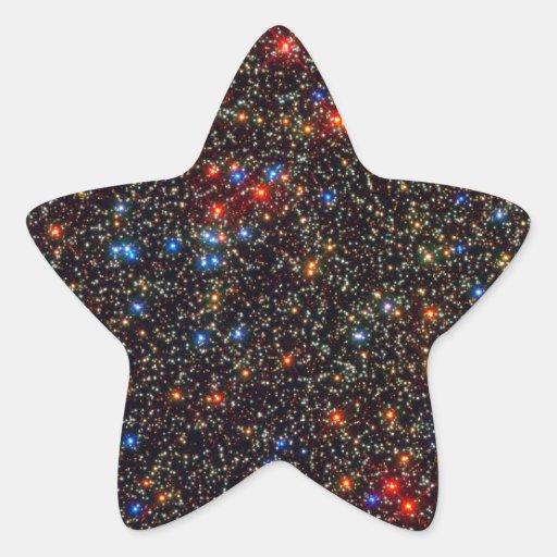 Omega Centauri Star Sticker