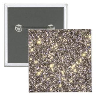 Omega - espacio, estrellas - STSci Centauri PRC01 Pin Cuadrado