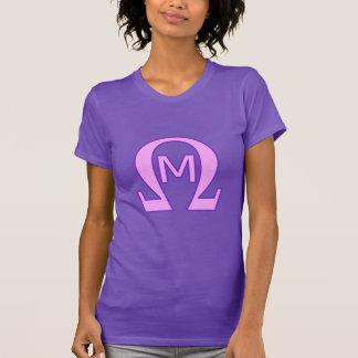 Omega Mu Tee Shirt