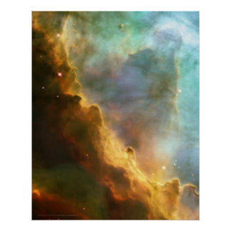 Omega Nebula 16x20 (8x10) Poster
