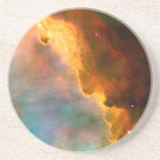 Omega Nebula in Sagittarius Coaster