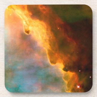 Omega Nebula in Sagittarius Drink Coaster