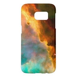 Omega Nebula in Sagittarius From Hubble Samsung Galaxy S7 Case