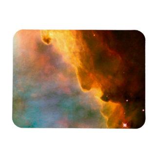 Omega Nebula in Sagittarius Rectangular Photo Magnet