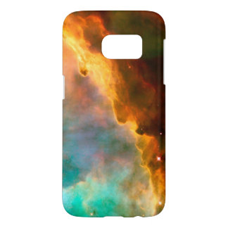 Omega Nebula in Sagittarius Samsung Galaxy S7 Case