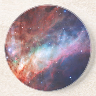 Omega Nebula - Our Amazing Universe Drink Coaster