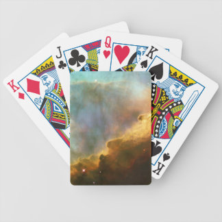Omega Nebula Playing Cards